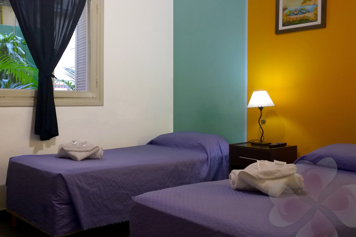 Hotel en Palermo
